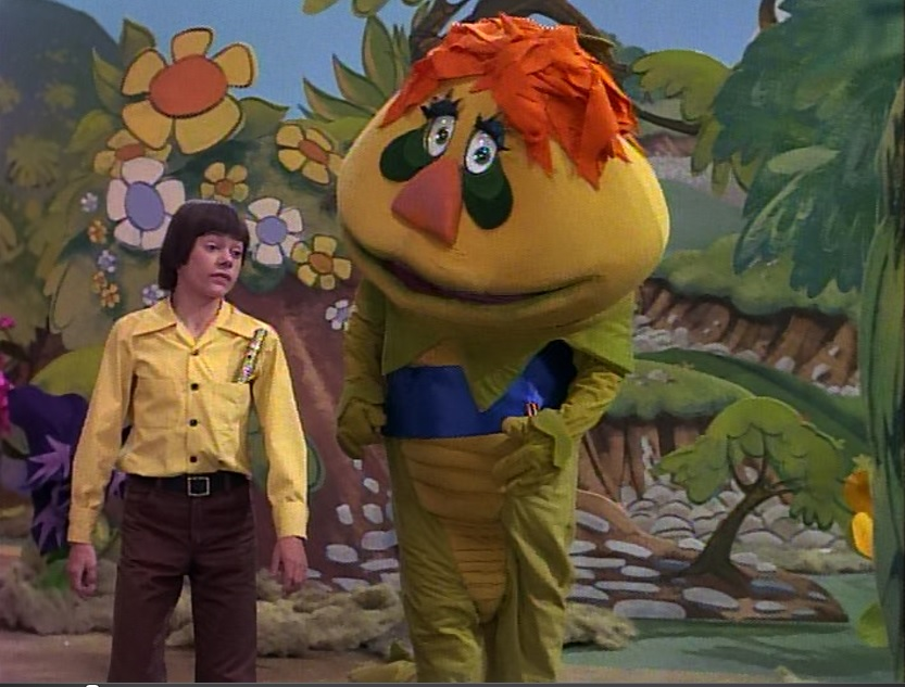 Hr Pufnstuf 17 The Birthday Party Fire Breathing Dimetrodon Time