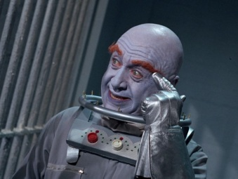 Image result for mr freeze 1966