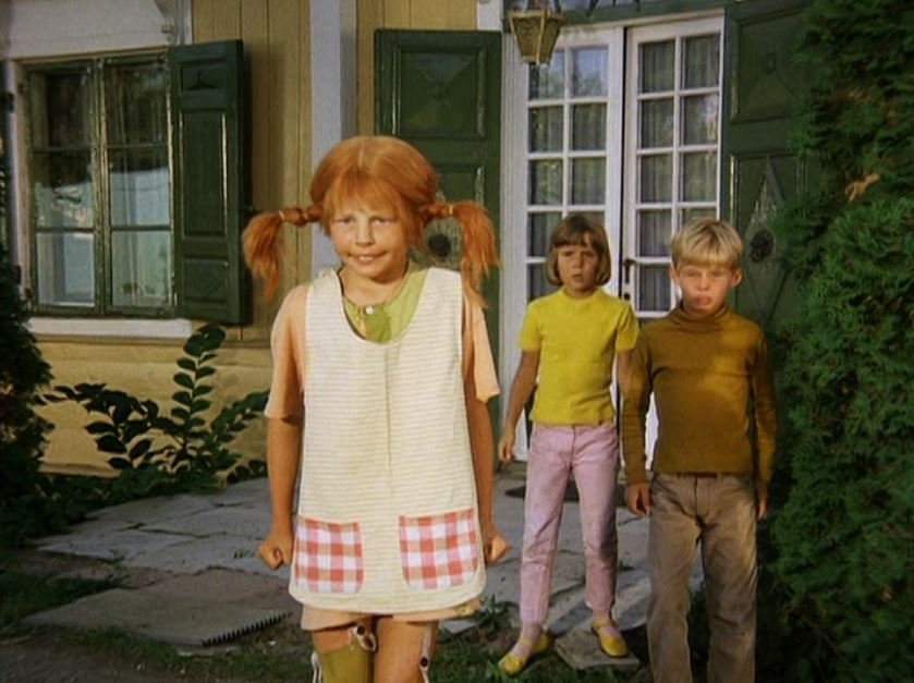 pippi longstocking film boy scene