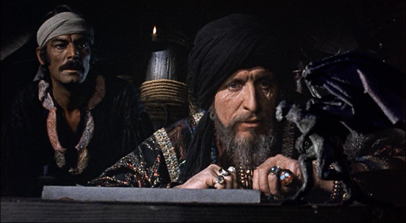 Image result for tom baker the golden voyage of sinbad