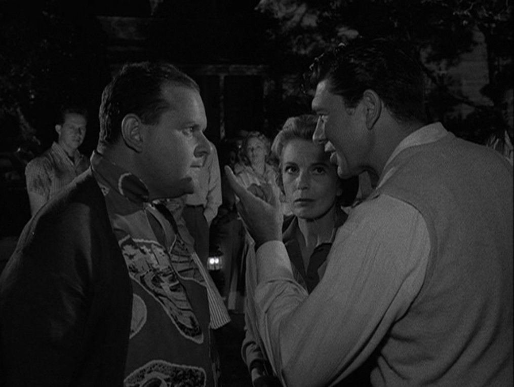 The Twilight Zone 1 22 The Monsters Are Due On Maple Street Fire Breathing Dimetrodon Time