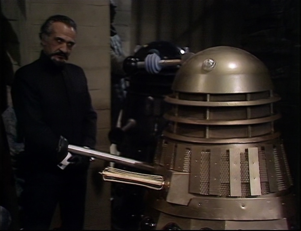 Image result for frontier in space daleks