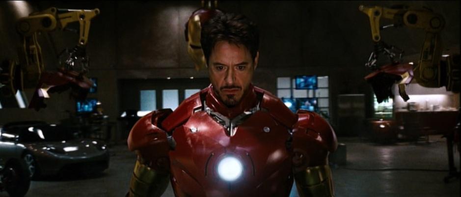Iron Man (2008) – Fire Breathing Dimetrodon Time
